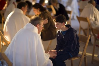 The Sacrament of Reconciliation (aka Confession)